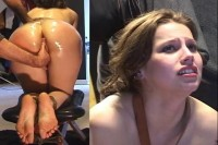 PowerShotz-Hazel anal train