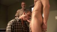 Devin Adams, Troy Daniels and Allen Silver - Inmates - Scene 1