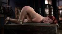 Fuckedandbound - 04-04-2014 - Newbie gets brutally fucked in tight bondage
