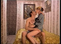 Orgies in a small apartment in Russia