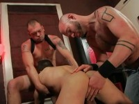 Bareback That Hole — Matthieu Angel And Marcus Isaccs