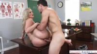 Alexis Texas , Damon Dice - Sex Teacher FullHD 1080p