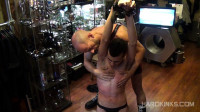 Rainer and Rafa Marco first time young gay.