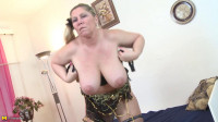 Big breasted mature slut Bartina (44)