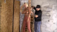 Extreme Breast Bondage Predicament