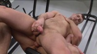 Raw fucking with muscle men
