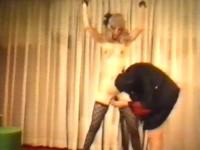 Needles & Nails Lesbian Violation Of Sissy