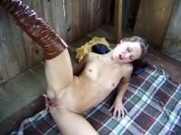 Hot redneck beauty