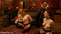 Kink: The Upper Floor - Aiden Starr, Iona Grace, Lilla Katt - Mistress Aiden Starr