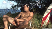 Island Studs — Hugo