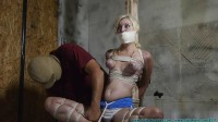 Extreme – Helpless Captive Gets Painful Bondage Torture. Part2