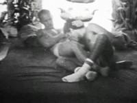 Lavender Lounge Studios - Vintage Bareback: Hairy Muscle Daddy pt.2