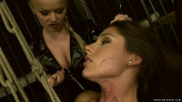 Extrem Lesbian Domination Part 5 of 10