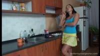 Jolanda E - A sexy plumbing job