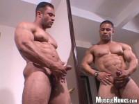 Alejandro Vega Jerks Off (360p)