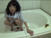 Enema and defecation girl [2014 - 1.3 GB]
