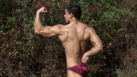Pumpingmuscle - Bodybuilder Danny M Photoshoot