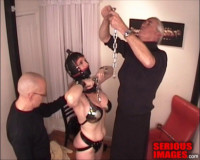 SI — JG Leathers and Venus DeMila In Leather