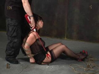Insex- the original bondage and BDSM transgression 4