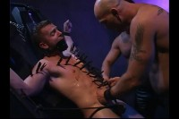 BDSM Party With Muscle Bears