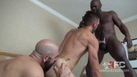 RawFuckClub - Cutler X, Adam Russo and Dylan (2014)