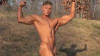 PumpingMuscle – Teen Bodybuilder Micah J Photo Shoot