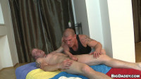 Rub Him - Muscle guy gets fucked raw