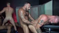 Big Sex Club Orgy Part 1