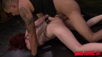 Emma Evins is Fucked Rough, Rides her Master