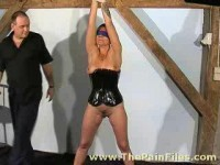 Flogged Girl