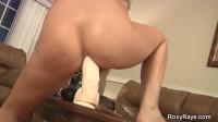 Roxy Raye-Riding Table Dongs
