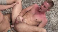 Giant uncut cock bareback