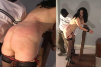 Samantha Flogged, Nipple-Pinched
