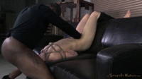 Tiny Elise Graves Ragdoll Fucked, Brutal Deepthroat On 10 Inch BBC