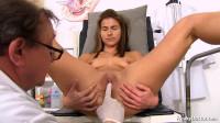Paola Mike — 27 years girls gyno exam HD — 720p
