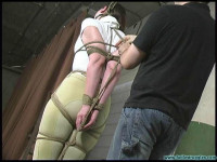 Equestrian Disciplined with Tight Bondage and a Tighter Gag - Part 1