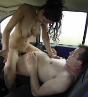 Download Czech slut fucked in the car