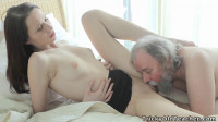 Skinny Teen Fucked By Kinky Old Guy (1080) 1