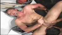 Sportin' Wood , gay nude boxing!