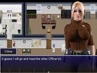 Officer Chloe: Operation Infiltration