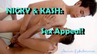 AE 063 - Nicky & Kash - Sex Appeal! FHD