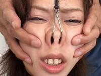 Extreme Nose torture humilation of japanese girls, hot compilation.