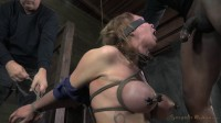 SB - Big breasted blonde Rain DeGrey brutally deep throated - January 27, 2014 - HD