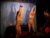 Two slave torture