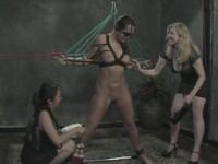 Porn Star Tickle Torture