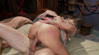 Angel Allwood - Big Tit Milf gets Double Penetrated