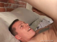 Shane Jacking Off