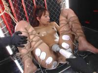 Vibrator torture expert Sarah