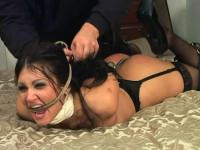 BondageBarrix - Bending Her Will
