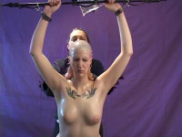 Shaved Submission With Ivy Thornton